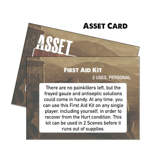 Anatomy of an Asset Card