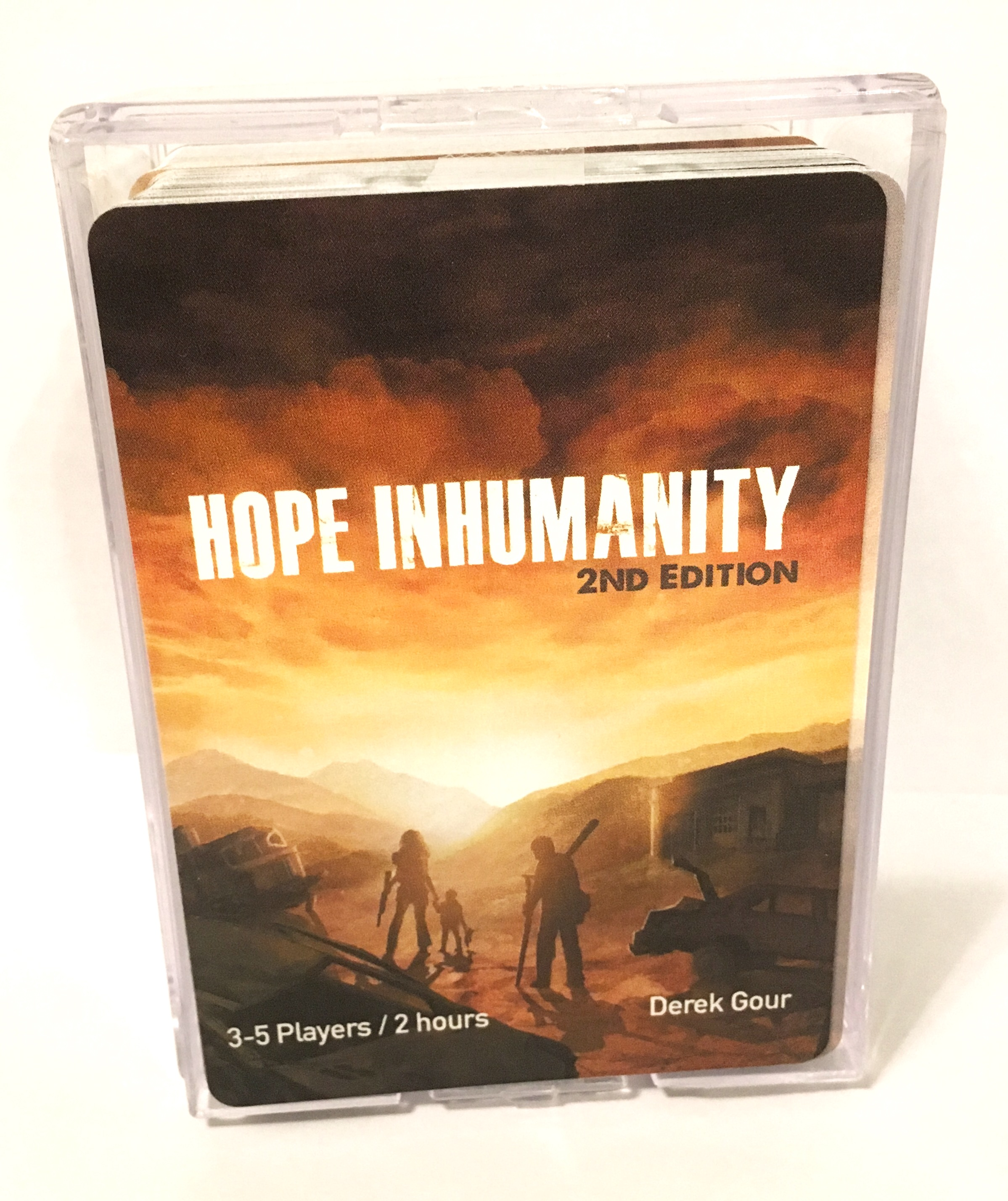 Hope Inhumanity 2E